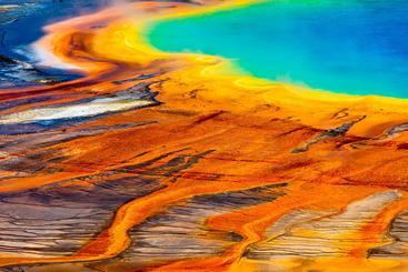美国 黄石国家公园 Yellowstone National Park USA
