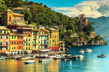 意大利 利古里亚 波托菲诺 Portofino Liguria Italy