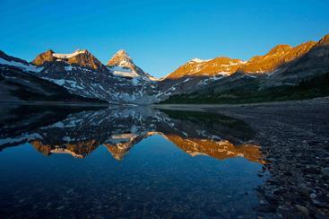 加拿大 落基山脉 Rocky Mountains Canada