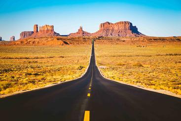 美国 163号公路 U.S. Route 163 Highway