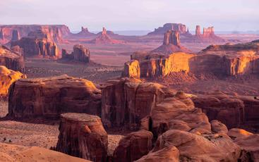 美国 纪念碑谷 Monument Valley USA