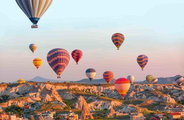 土耳其 帕多西亚 热气球 Hot Air Balloon Padocia Turkey
