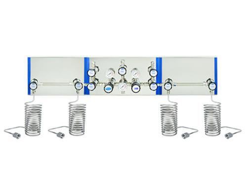 DM21系列 双侧式特气汇流排