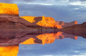 美国 犹他州 鲍威尔湖 Lake Powell Utah USA