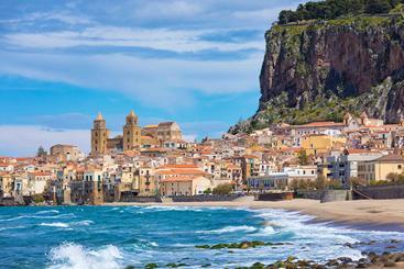 意大利 西西里 巴勒莫 Palermo Sicily Italy