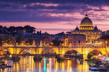 梵蒂冈 圣彼得大教堂 St. Peter's Cathedral Vatican