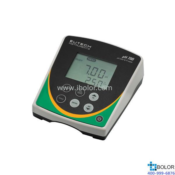pH700臺式pH/ORP/溫度儀 -2.00~16.00 pH 精度±0.01pH 100組數據存