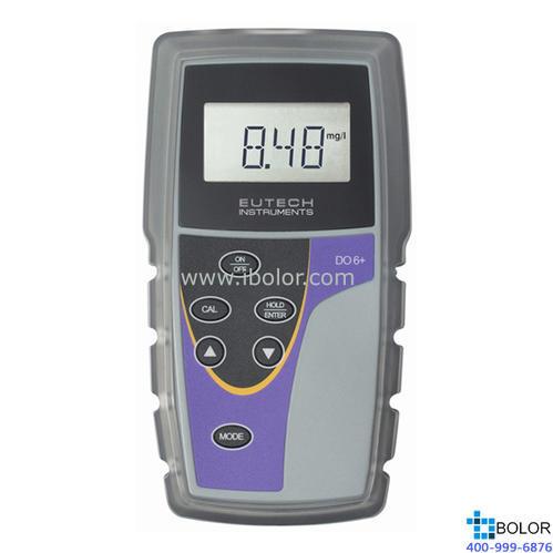 DO6+便攜式溶解氧儀 0-19.99 mg/L 精度±0.30 mg/L 配原電池法電極 自動溫度