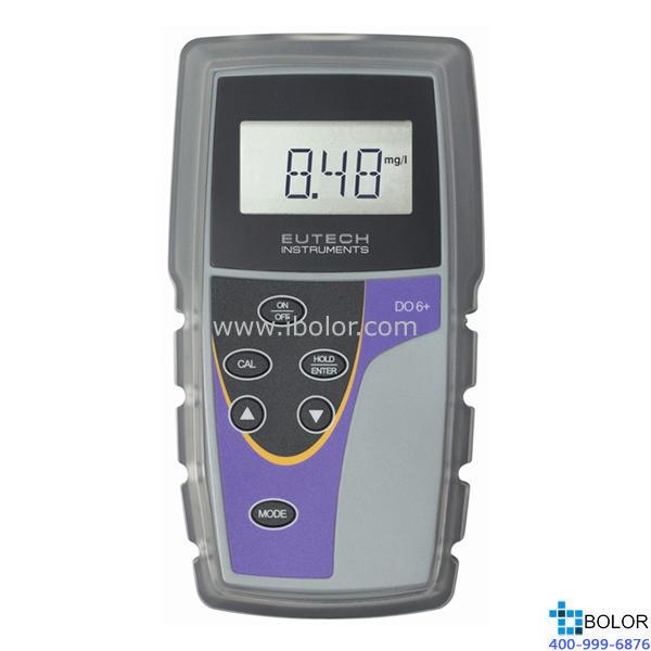 DO6+便携式溶解氧仪 0-19.99 mg/L 精度±0.30 mg/L 配原电池法电极 自动温度
