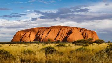 澳大利亚 艾尔斯巨石  Ayers Rock Australia