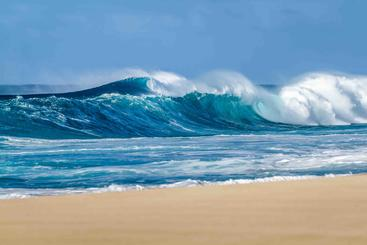 海浪 Waves Crash