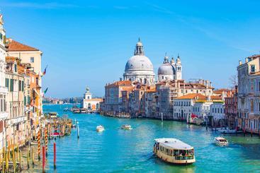 意大利 威尼斯大运河 Grand Canal India