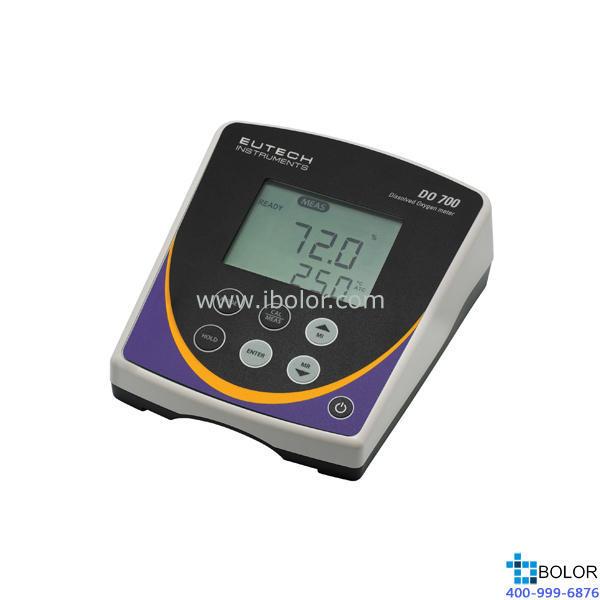 产品名称DO700台式溶解氧仪 0.00-30.00mg/L 精度±0.15 100组数据 自动温度补偿,手动压力和盐度补偿