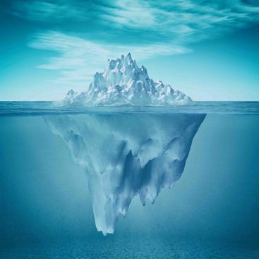 冰山 Iceberg