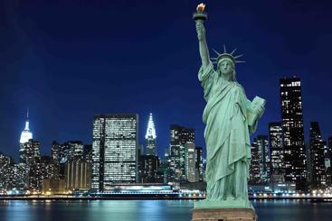 美国 纽约 自由女神像 Statue Of Liberty New York USA