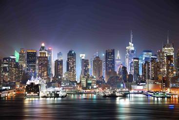 美国 纽约 曼哈顿 Manhattan New York USA