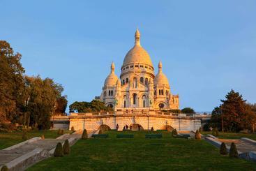 法国 巴黎 圣心教堂 Acred Heart Church Paris France