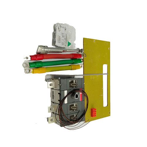 佳木斯ABB隔离开关组件OETL-400MI,1140V