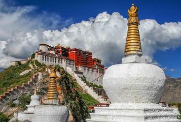 中国 西藏 布达拉宫  Potala Palace Tibet China