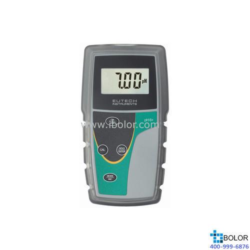 pH6+便携式pH/ORP/℃计 精度±0.01pH