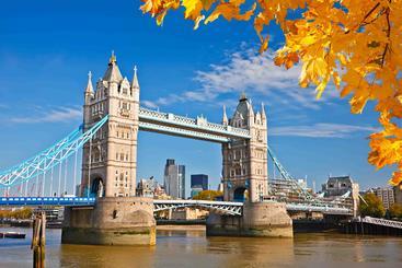 英国 伦敦塔桥 Tower Bridge UK