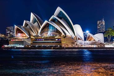 澳大利亚 悉尼歌剧院 Sydney Opera House Australia