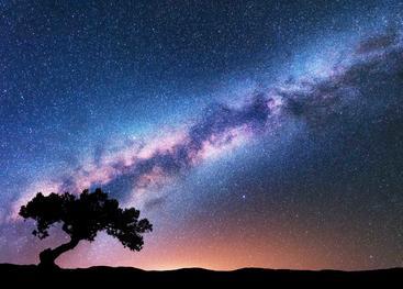 银河系 Milky Way