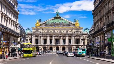 法国 巴黎歌剧院 Palais Garnier Paris France