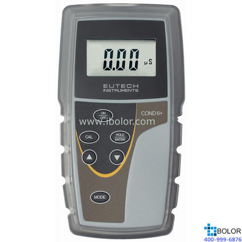 CON6+便攜式電導率/℃儀 標配兩環電導電極