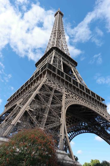 法国 巴黎 埃菲尔铁塔 Eiffel Tower Paris France