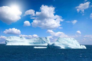 南极 冰川 Glaciers Antarctic