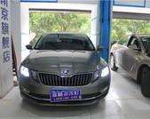 南京汽車大燈改裝  南京藍精靈專業改  明銳改汽車大燈