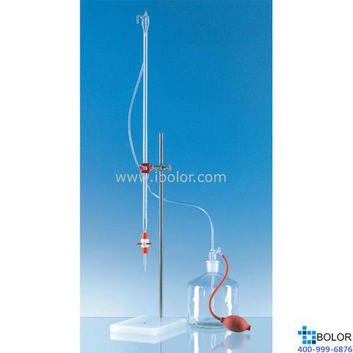 組裝式自動回零滴定管,BLAUBRAND?,AS級,25:0.05 ml,附有2000 ml附有玻璃瓶 23920