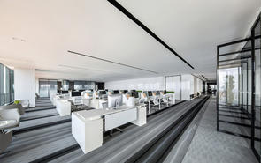 办公室装修中如何提高企业的整体形象