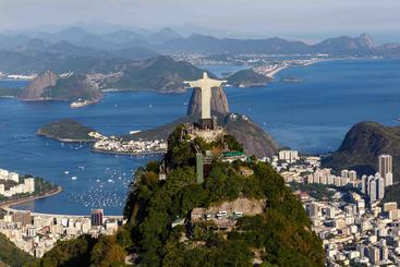 巴西 耶稣山 Mount Jesus Brazil