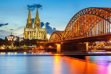 德国 科隆大教堂 Cologne Cathedral Germany