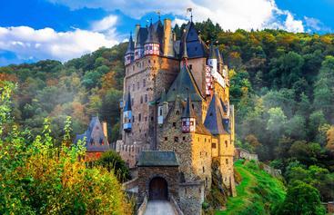 德国 埃尔茨堡 Burg Eltz Germany
