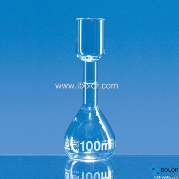 容量瓶,SILBERBRAND, 200ml,适用于糖分析 402046