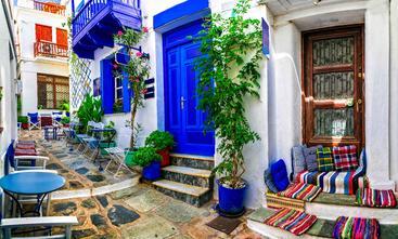 希腊 斯波拉得岛 Sporades Greece