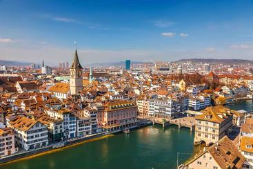 瑞士 苏黎世 Zurich Switzerland