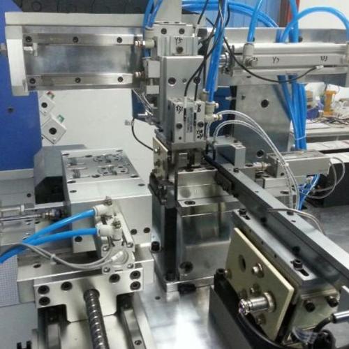高周波塑胶熔接机的原理