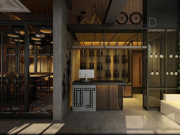 上海店铺装修设计之饭店包厢装修设计的相关事宜