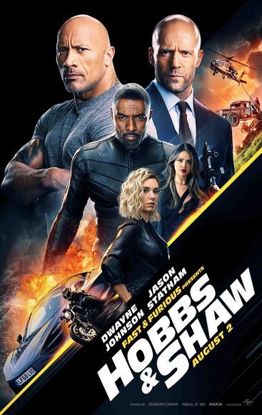 速度与激情 Fast & Furious  (2019)