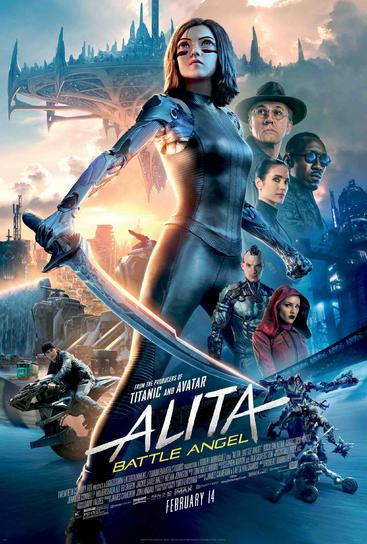 阿丽塔:战斗天使 Alita: Battle Angel (2019)