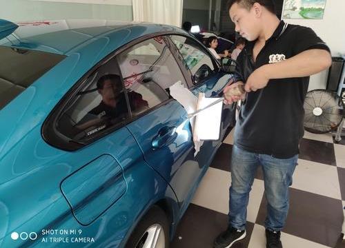 汽车凹陷修复效果到底怎么样?