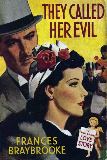 1940s UK books They Called Her Evil weddings marriages