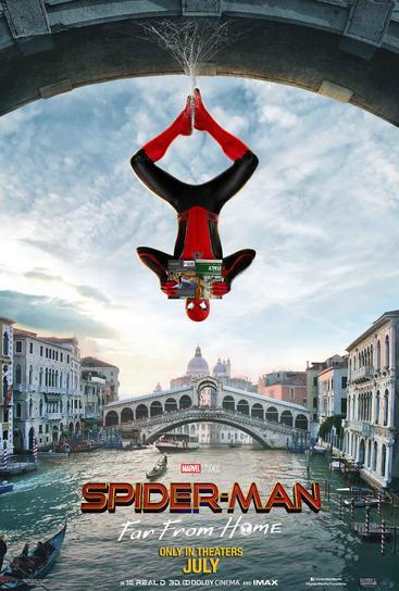 蜘蛛侠 Spider Man Far from Home (2019)
