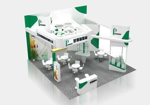 环保搭建-展厅