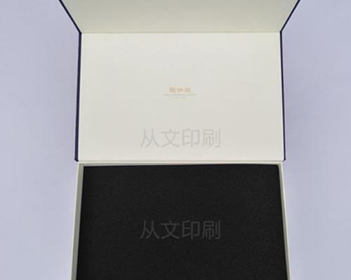 烫金书型礼盒