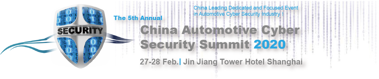 automotive-cyber-security,china,Vehicle-Intrusion,ecure-Vehicle-Architecture,vulnerabilities,cybersecurity-attacks,OEMs,Tier-1s,V2X,ADAS,autonomous-cars,SHE,EVITA,CAMP,obd,ota,t-box,conference,summit,event,exhibition